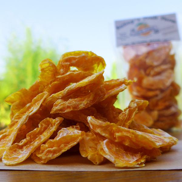 Slow Dried Satsuma Segments